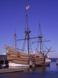 Pilgrim Ship Mayflower  Plymouth  MA