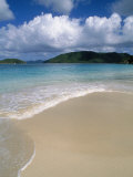 Cinnamon Beach  Virgin Island National Park  St John