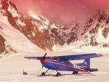 Plane  Kahiltna Glacier  AK