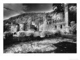 Gwyrch Castle  Abergele  Conwy  Wales