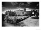 Lord Byron's Home  Newstead Abbey  Nottinghamshire  England