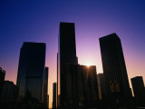 High Rise Buildings LA CA