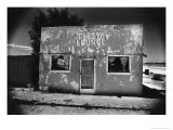 Derelict Bar  Texas  USA