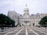 City Hall  Baltimore  MD