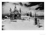 Carbury Castle and Graveyard  County Kildare  Ireland