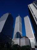 Twin Towers  NYC