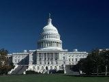 Capitol Building  WA DC