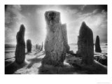 The Callanish Stones  Isle of Lewis  Scotland
