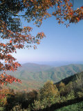 Green Knob Overlook  Blue Ridge Parkway  NC