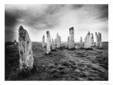 The Callanish Stones  Isle of Lewis  Outer Hebrides  Scotland