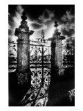 Gates  Carrouges Chateau  Normandy  France