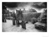 St Peter's Churchyard and Doddington Hall  Doddington  Lincolnshire  England
