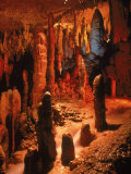 Harrison Caves in Barbados