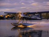 Float Plane Landing  AK