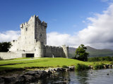 Ross Castle in Killarney  Ireland