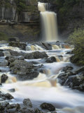 Thornton Force Waterfall  Yorkshire  UK