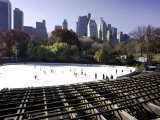 Skaters at the Wollman Rink