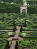 Jardins Et Chateau Villandry  France