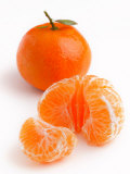 Spanish Clementines Whole Fruit and Peeled Fruit Segments