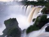 Saltos San Martin  Iguazu Falls  Argentina