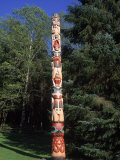 Totem Bright Historic Park  Ketchikan  AK