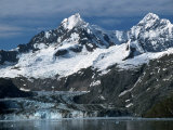 Grand Pacific Glacier  Glacier Bay  AK