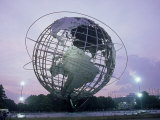 Unisphere  Flushing Meadow Park  NY