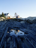 Pemaquid Point Lighthouse  Maine