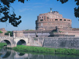 Ponte Sant&#39;Angelo  Rome