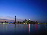 Ontario Skyline  Toronto  Canada