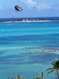 Parasailing  Nassau  Bahamas