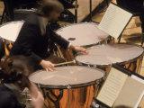 Orchestra Timpanist