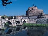 Ponte Sant'Angelo  Rome