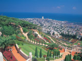Baha&#39;i Shrine and Garden  Israel