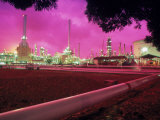 Oil Refinery  Indonesia