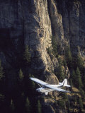 Husky Aviat A-1A Aircraft in Backcountry of Idaho