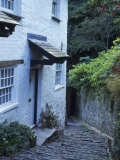Clovelly Neighborhood  North Devon  England