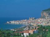 Cefalu  Sicily  Italy