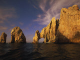 Rock Formations  Cabo San Lucas  Mexico