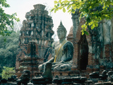 Buddhist Sculpture  Thailand