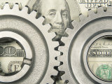 Gear Wheels and US Currency