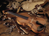 Violin and Tools