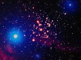Stars and Nebula