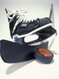 Black Ice Skates