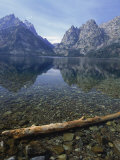 Jenny Lake  Grand Teton National Park  WY