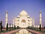 Uttar Pradesh  Agra Taj Mahal  India