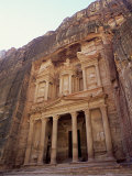 The &quot;Treasury&quot; Petra  Jordan