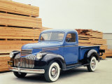 1941 chevrolet pickup 1 2 ton