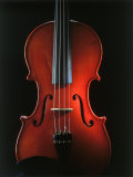 Close-up of a Violin