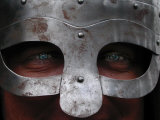 Viking Reenactor  Medieval Fair  FL